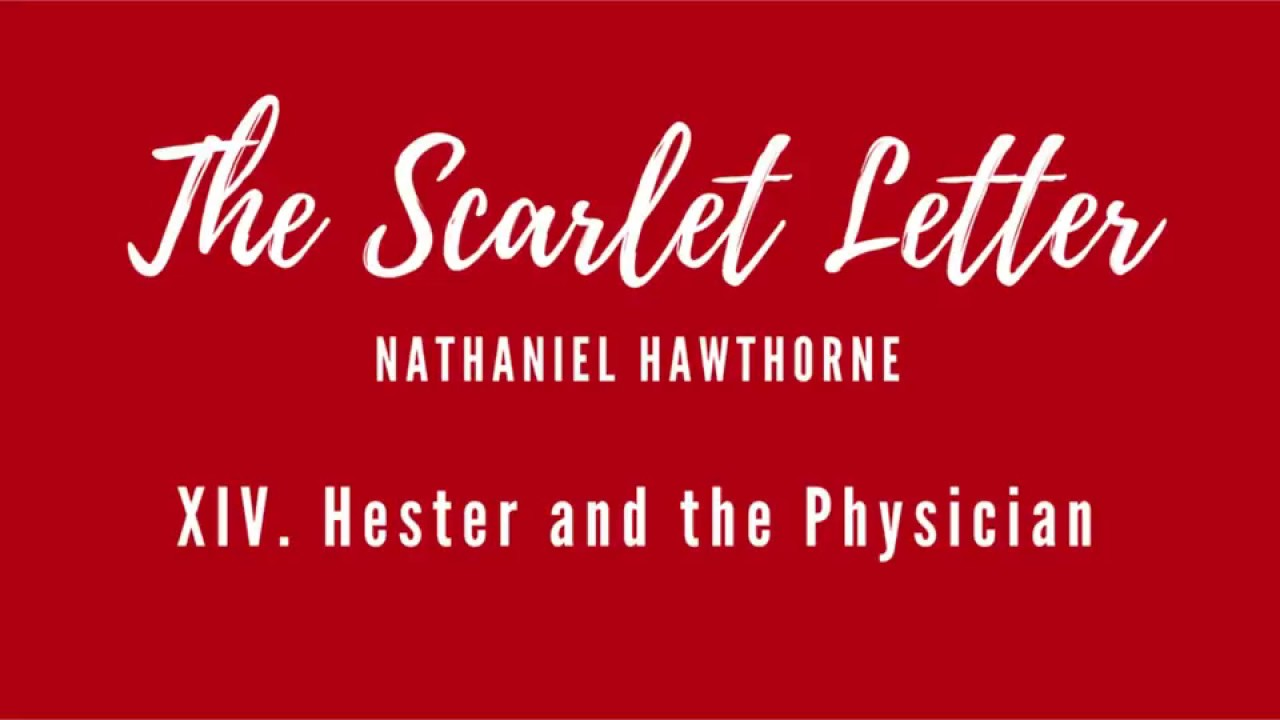 Scarlet Letter   Chapter 14   YouTube