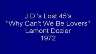 Play Why Can't We Be Lovers