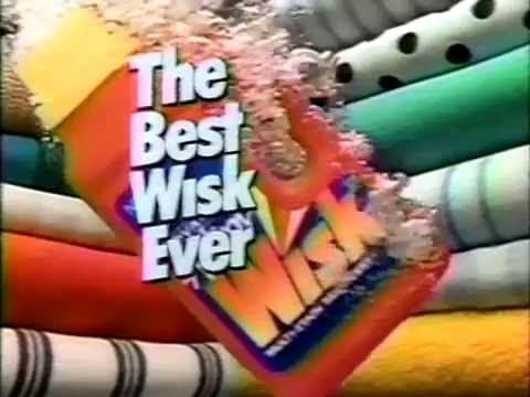 1990 - Ad for Advanced Action Wisk