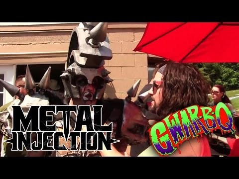 GWARBQ Report by IRON REAGAN's Tony Foresta | Metal Injection