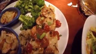 Endless Shrimp Red Lobster, Sacramento Ca, Taste of Twenty  Awesome Yummy Food Video