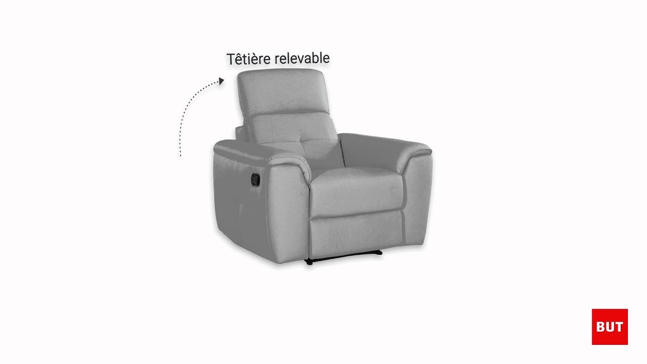 Fauteuil Relax Manuel Wind But Youtube