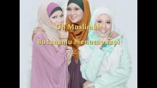 Muslimah-Fitri Widjayanti (Lirik Video) - Stafaband