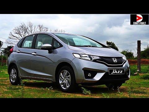 New Honda Jazz Facelift First Drive Review Walkaround