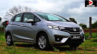 New Honda Jazz Facelift First Drive Review Walkaround