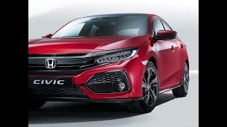 2019 Honda Civic Sedan Sport & Coupe Sport – REVIEW, FEATURES, SPECS & DESIGN