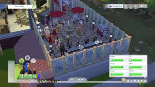 The Sims™ 4_Princess birthday party