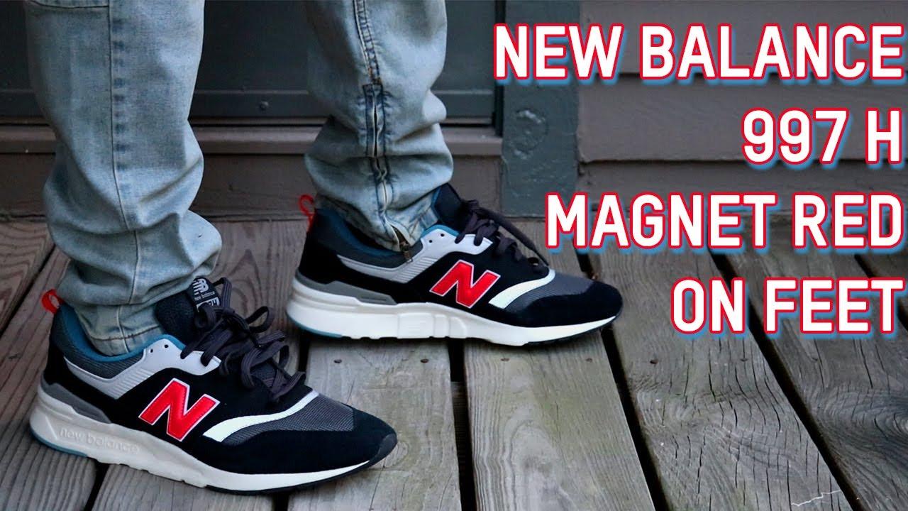 new balance 997h style