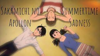 Sakamichi no Apollon AMV - Summertime Sadness thumbnail
