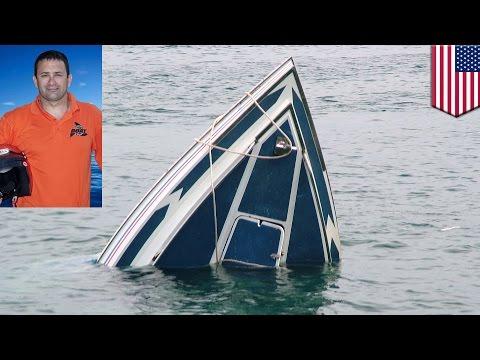 Чемпион по водно-моторному спорту инсценировал собственную гибель?