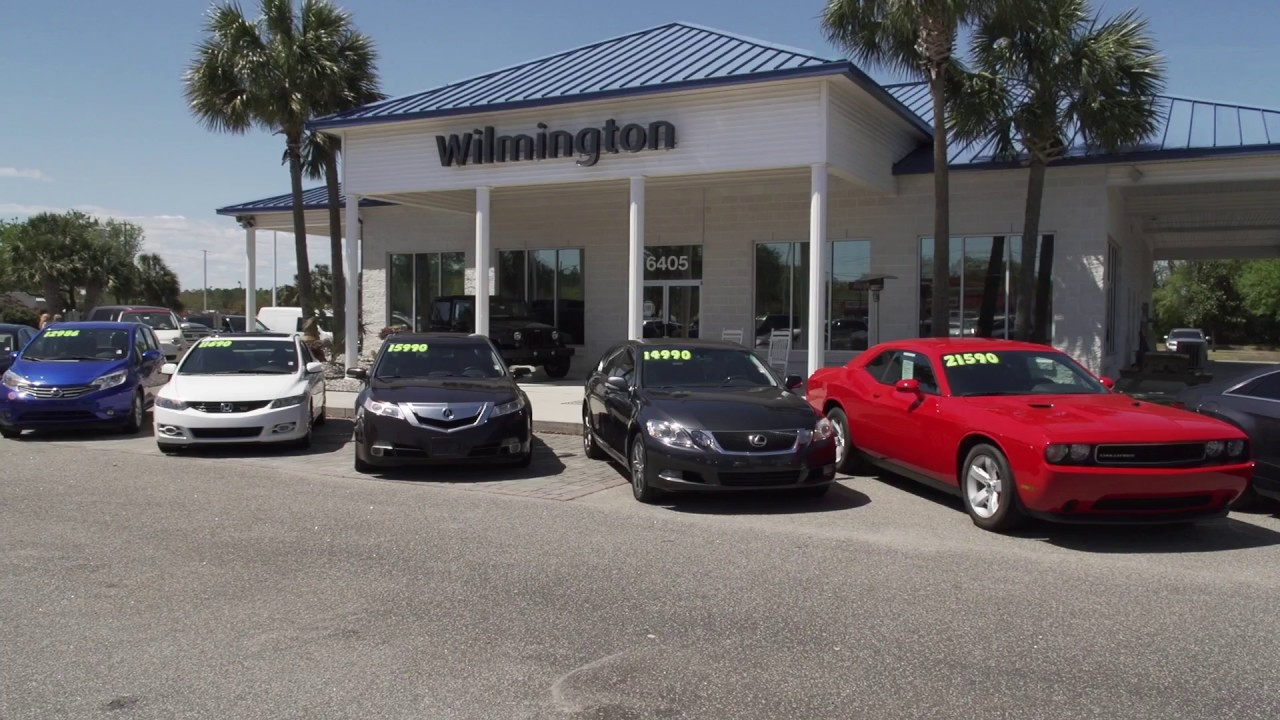 Used Cars Wilmington Nc >> Used Car Dealer Near Me Wilmington, NC | Cars On Market - YouTube