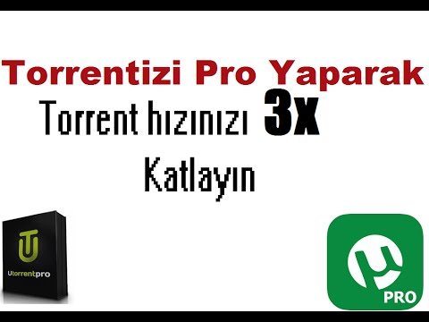 Torrenti Pro by making the Download Speed 3 x Folding