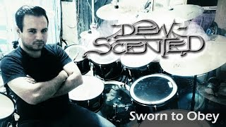 Dew Scented -  Sworn to Obey (Drum Cover by Necross)