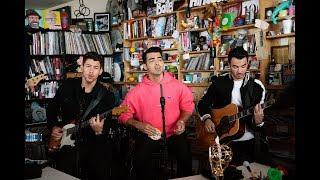 Jonas Brothers: NPR Music Tiny Desk Concert
