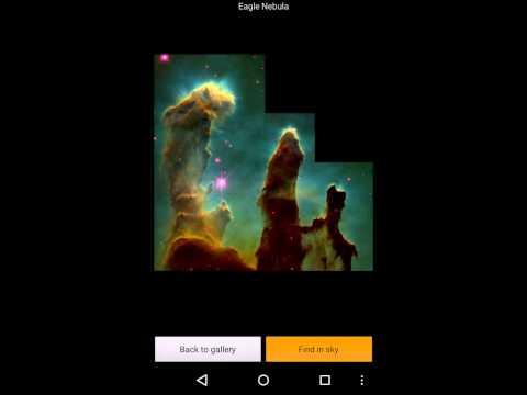 Google Skymap - Cool Augmented Reality App!