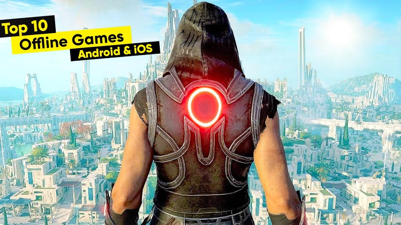 Top 15 Best OFFLINE Games for Android & iOS 2021   Top 10 Offline Games for Android 2021 #5