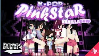 Las Pink K-Pop Modelan En La Pasarela De Minecraft