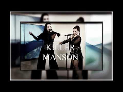 Killer Manson ft Ligeia Allan Poe - Great Big White World (cover)