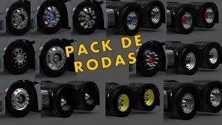 PACK DE RODAS //BY: LUCAS LUCCHINA E IRUAN MENEGAT // 60 RODAS