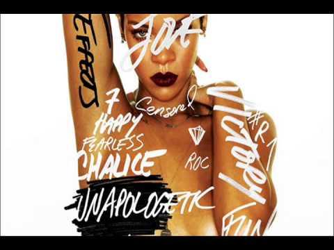 Rihanna - Fresh Off The Runway (Unaplogetic)