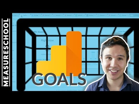 What Goals should you define in your Google Analytics?