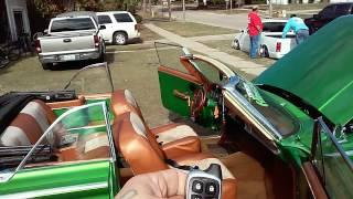 1963 mercury monterey convertible