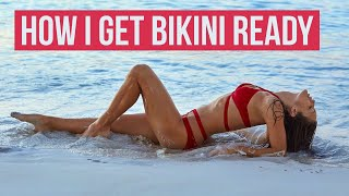What I Eat In A Day To Get Bikini Ready | Model Diet | Emily DiDonato