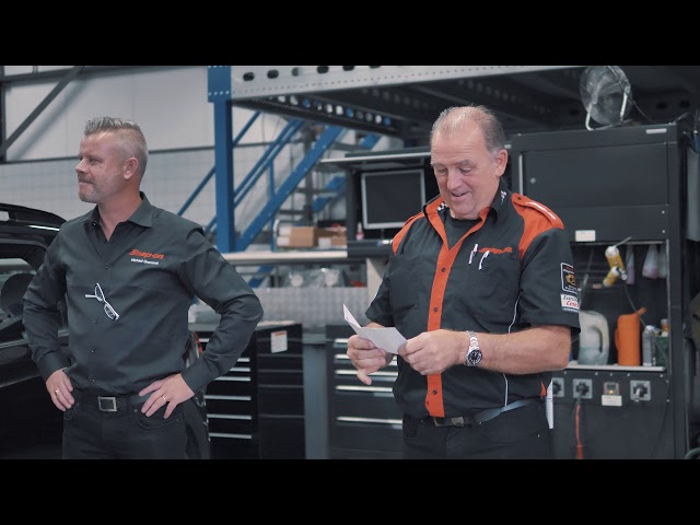 Van Laarhoven BMW Snap-on Tools Experience