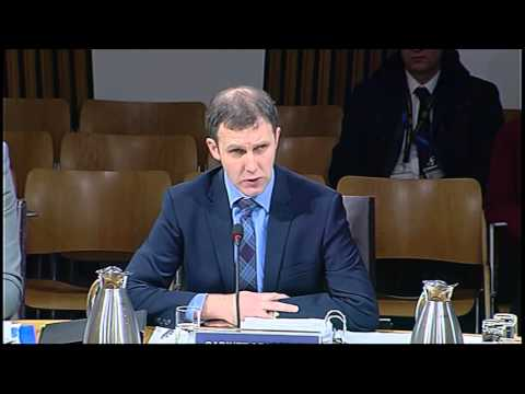 Justice Committee - Scottish Parliament: 5th January 2016