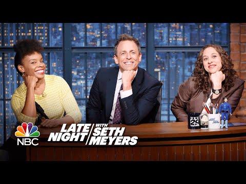 Jokes Seth Can't Tell: African American Swim Study, Lesbian Farmers