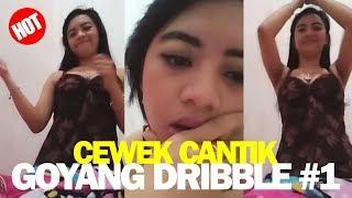 Bigo Live Cewek Cantik Pakai Baju Seksi Goyang Dribble