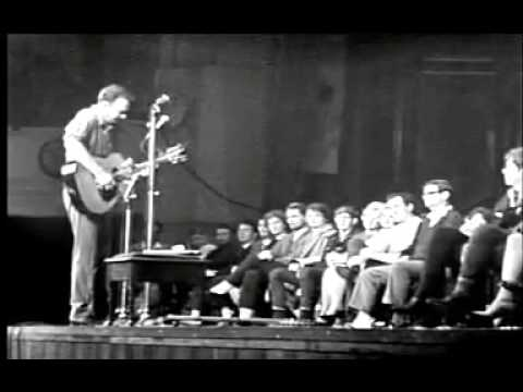 Pete Seeger - Living In The Country - Live in Australia 1964