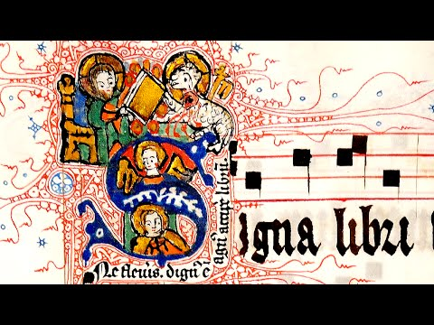 AGNUS DEI • Polyphony by Philippe Verdelot (with Gregorian chant)
