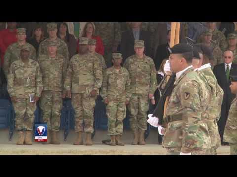 U.S. AMC Welcomes New Command Sergeant Major