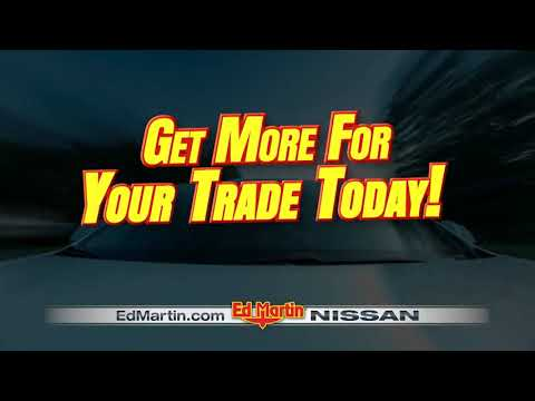March Is The Time To Buy At Ed Martin Nissan Of Fishers