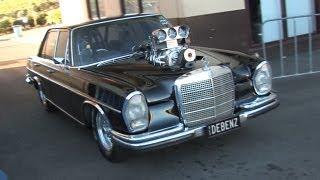 Crazy Blown V8 Merc - DEBENZ