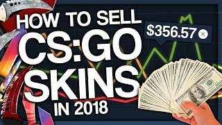 HOW TO SELL CS:GO SKINS IN 2018