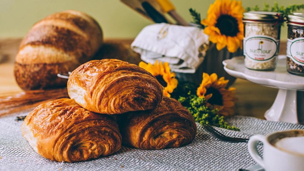 Best Bakery in Charlotte North Carolina Sunflour Baking Company
