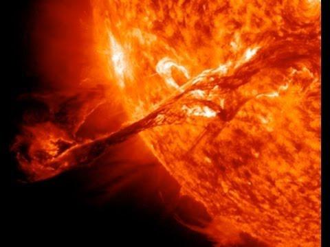 NASA | Magnificent Eruption in Full HD