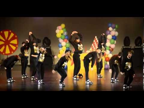 Studio de Danse Movin'UP 2013 - Next Edition