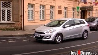 Хендэ i30 универсал (Hyundai i30 Wagon)/ Короткая версия - Честный тест-драйв