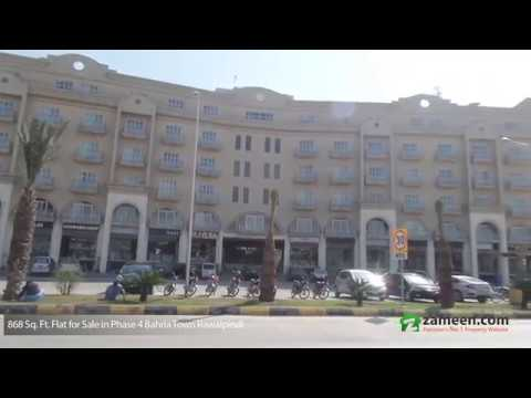 Flat Is Available For In Bahria Town Phase 4 Rawalpindi