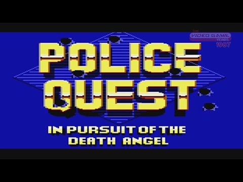 Police Quest (PC, 1987) - Video Game Years History
