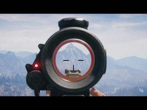 Far Cry 5 - All Weapon Scopes / Sights Showcase