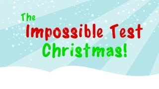 The Impossible Test CHRISTMAS - iPhone & iPad Gameplay Video