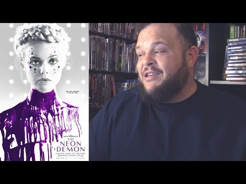 The Neon Demon (2016) movie review horror