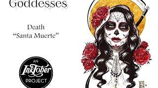Santa Muerte - Goddess Challenge