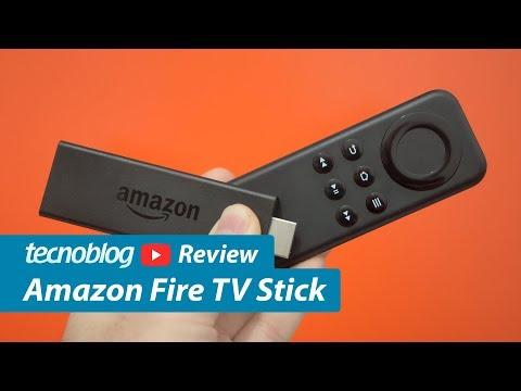 Amazon Fire TV Stick - Review Tecnoblog