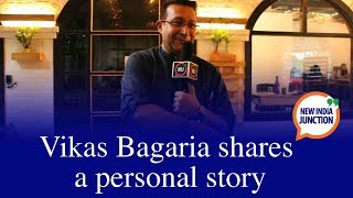 Founder of Pee safe, Vikas Bagaria shares his career story | NIJ changemakers Open Mic