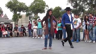 Michael Jackson Peruano Jhon Palacios: the way you make me feel